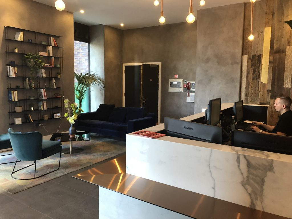 Managed Office Space in London